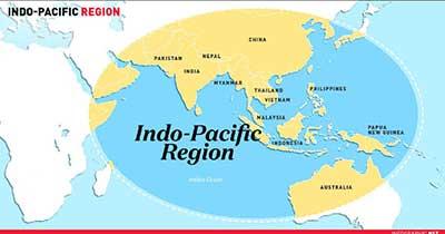 ब्लॉग : इंडो-पैसिफिक को नकारने का ...