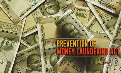 धन शोधन निवारण अधिनियम (Prevention of Money ...