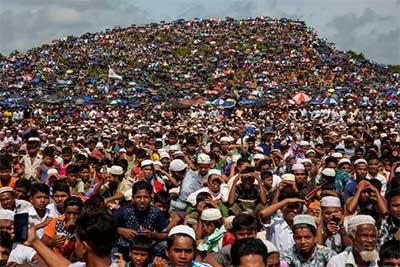 रोहिंग्या मुद्दा (Rohingya Issue) : डेली ...