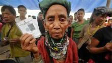 ब्रू जनजाति के लोग (Bru Tribes)