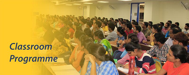Dhyeya IAS: Classroom Programme