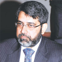 MR. Q H KHAN (MANAGING DIRECTOR)