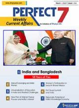 (Download) Dhyeya IAS Perfect - 7 Weekly Magazine - March 2021 (Issue - 3)